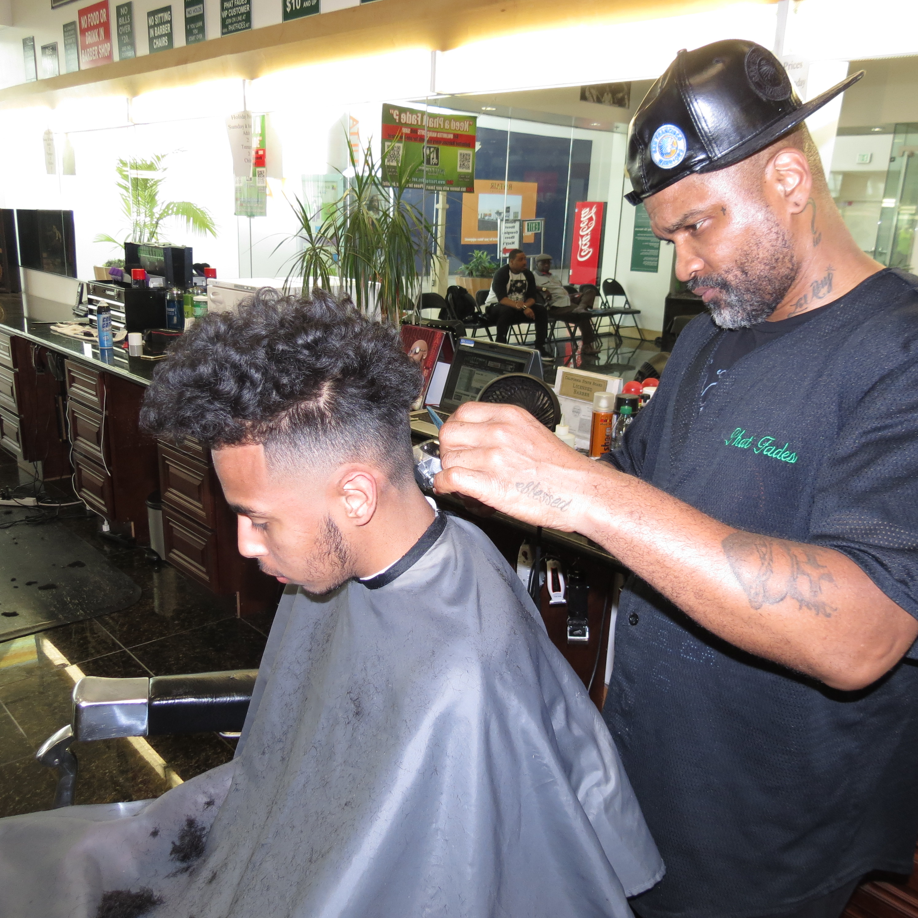 Phat Fades Barber Shop In San Leandro Ca Just Another Wordpress Site